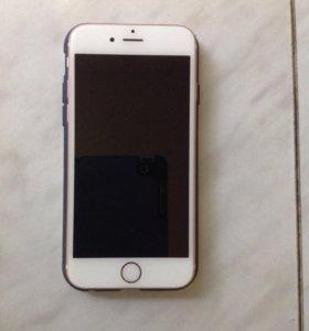 IPhone, 6s, Rose Gold, 64 GB