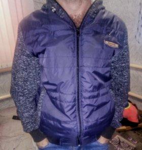 Куртка спортивная , молодежная дёшево