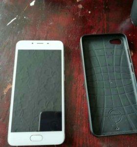 Поменяю MEIZU U10 32gb белый на iPhone5 и выше