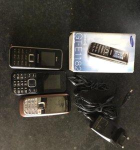 Телефоны б/у
