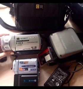 Видеокамеры SONNY