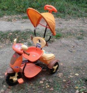 Детский велосипед Jetem