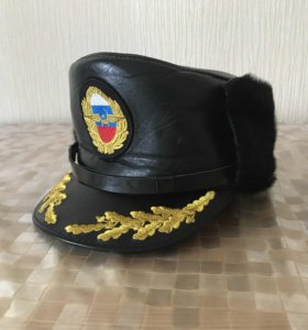 Фуражка зимняя Пилот(Аэрофлот)