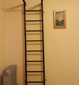Турник-лестница