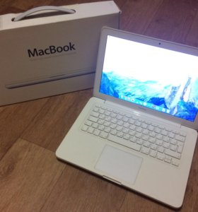 MacBook (конец 2009)