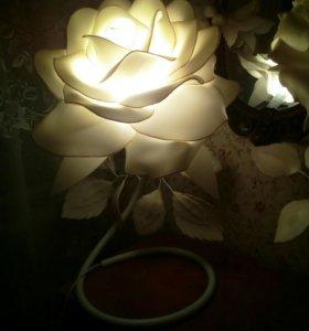 Светильник ручная работа