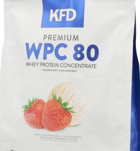 "Изолят протеин KFD ""Premium WPC 700 гр"