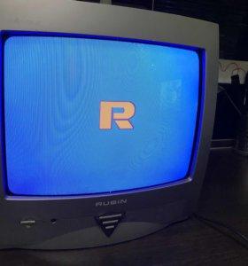 "Телевизор RUBIN 14"""
