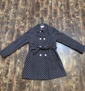 Продаю пальто рост 164 ,в хорошем состоянии