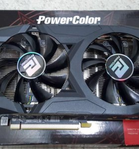 Powercolor rx 580 8gb (2.2gb)