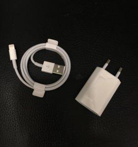 Оригинальная зарядка для iPhone