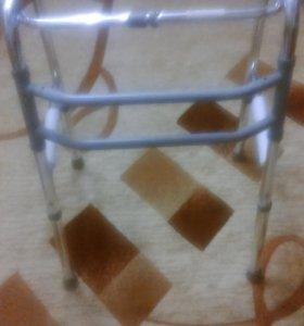 ходунки для взрослых, без колесиков