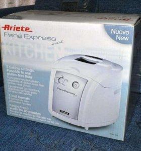 Новая Хлебопечь Ariete 125