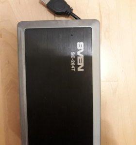 Внешний HDD бокс SVEN SE-204T