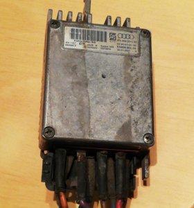Блок Управления Радиаторами audi A6 4f0959501c02
