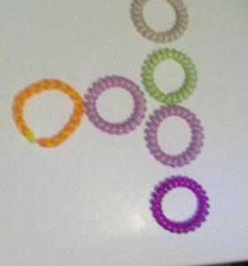 Резинки+браслет из резиночек в подарок!