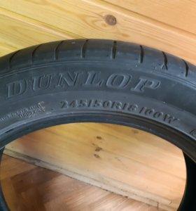 DUNLOP SP SPORT 245/50R18 100W