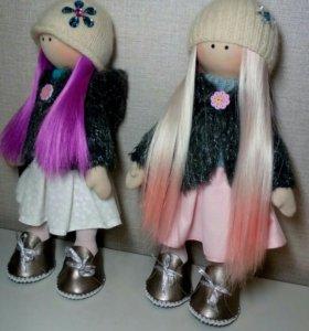 Куклы для украшения .