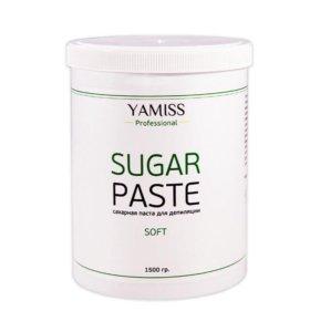 Сахарная паста для шугаринга 1500 грамм