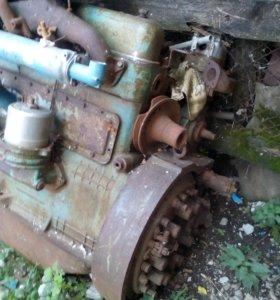 Двигатель ЮМЗ