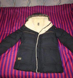 Продаются зимние куртки и вязаная кофта