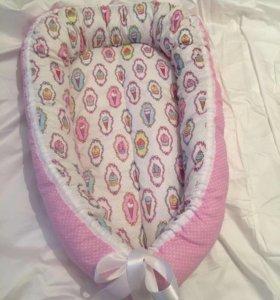 Кокон гнездо для новорождённых