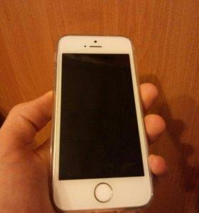 Продам белый iPhone 16gb в идеальном состоянии