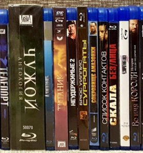 Лицензионные Blu-ray