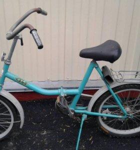 Велосипед поздрастковый