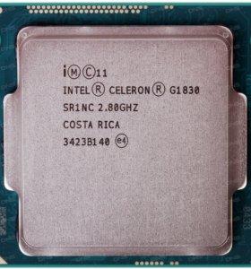 Процессор Celeron G1830, 2.8 GHz, S1150