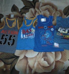 Комплекты, майки, футболки