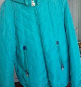 Куртка женская р-50