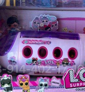 Наборы с куклами LOL