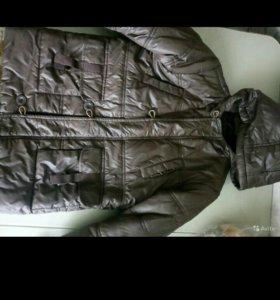 Куртка демисизонная.
