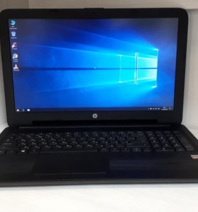Игровой Ноутбук HP С Full HD Дисплеем