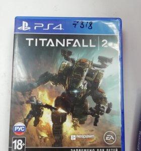 Игра на рс 4 TITANFALL