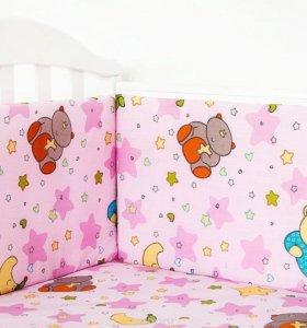 НОВЫЕ комплекты детского постельного белья
