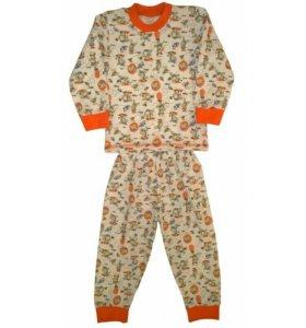 Новая пижама на рост 98