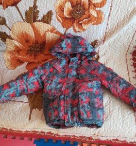 Зимний костюм 98-104