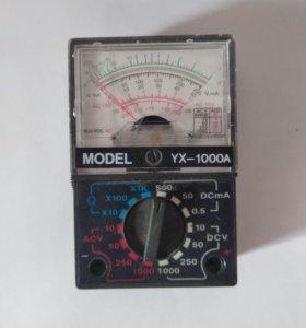 Мультиметр аналоговый YX-1000A