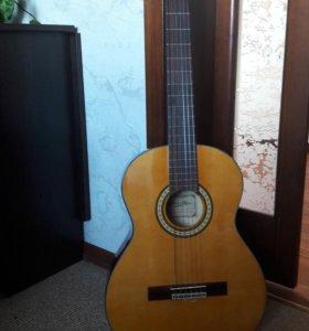 Гитара+зимний чехол+тюнер для настройки