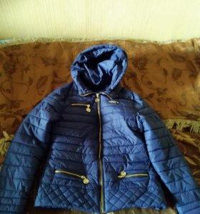 Осенни-весенняя куртка