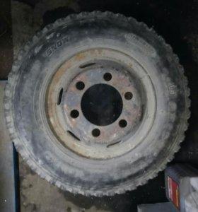 Bridgestone V-steel 7.50 R16 LT