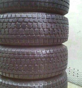Комплект зимней резины 265/70R16 Goodyear Wrangler