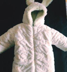 Детский комбинезон (зимний)