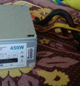 Блок питания PowerCool atx-450w