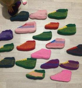 Тапочки- носки