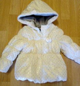Куртка демисезон Kiabi
