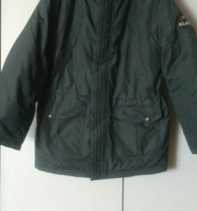 Утепленная куртка(парка) (140)