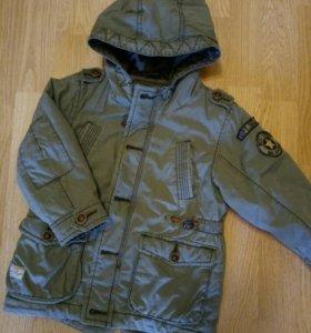 Куртка Next милитари